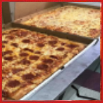 2 Sheet Cheese Pizzas