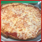Large 18″ 1-Topping pizza with 30 wings