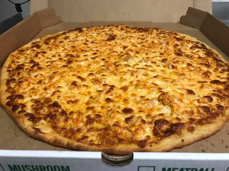 Fresh Dough Pizzas