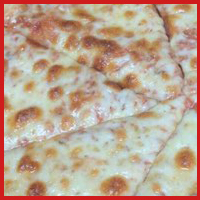 3 Large 16″ Cheese Pizzas