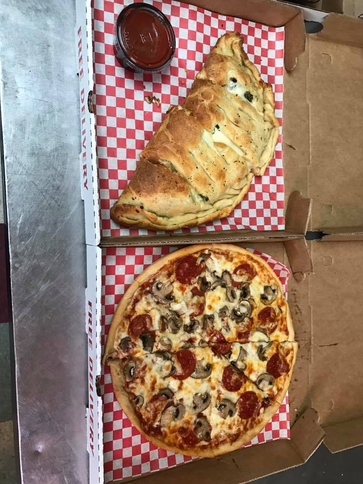 Calzone Toppings